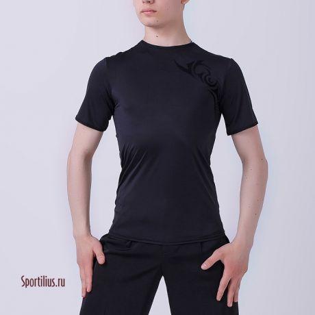 Тренировочная футболка для танцев