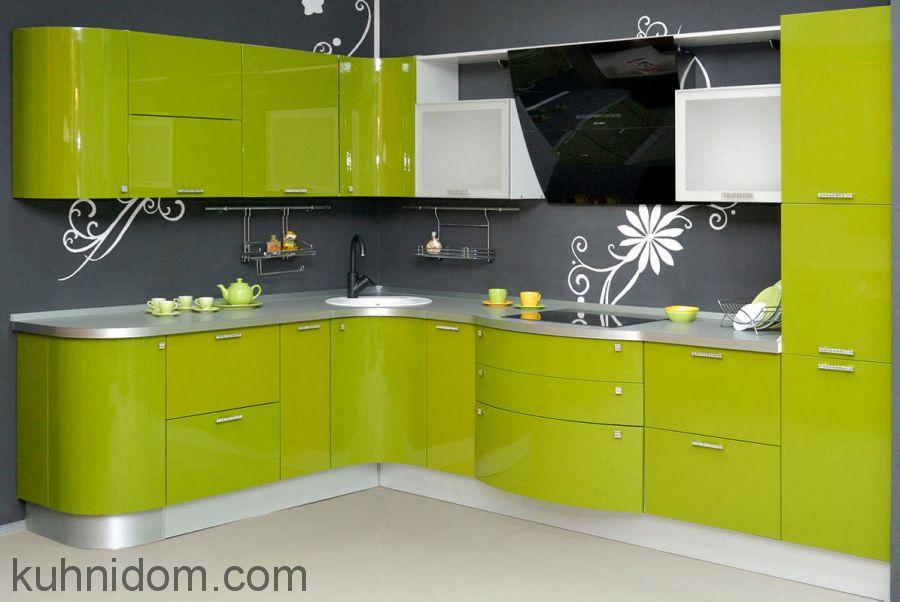 Кухня Система Глянец № 11