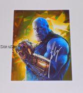 Автограф: Джош Бролин. Мстители: Война бесконечности