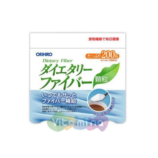 Orihiro Диетические пищевые волокна в гранулах, 200 гр
