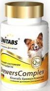 Unitabs BreversComplex с пивными дрожжами для мелких собак (100 табл.)