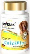 Unitabs CalciPlus с кальцием, фосфором и витамином D (100 табл.)