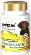 Unitabs SeniorComplex для собак старше 7 лет (100 табл.)
