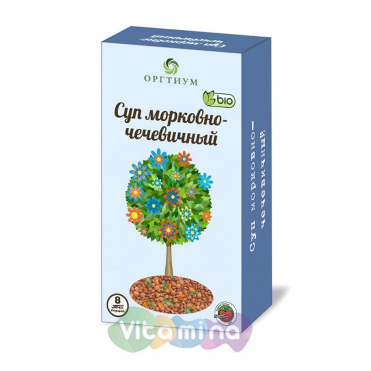 Суп морковно-чечевичный (8 порций), 180 г