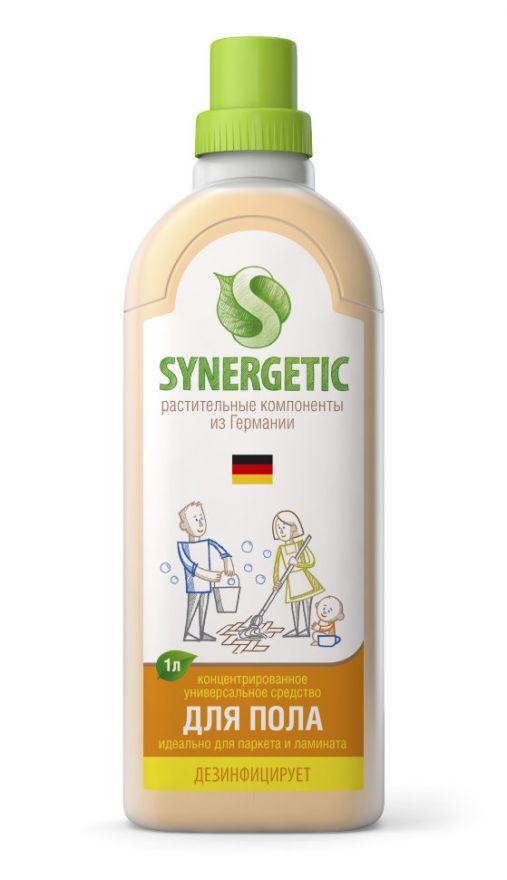 Универсальное средство для мытья поверхностей Synergetic (Синергетик) 1000 мл