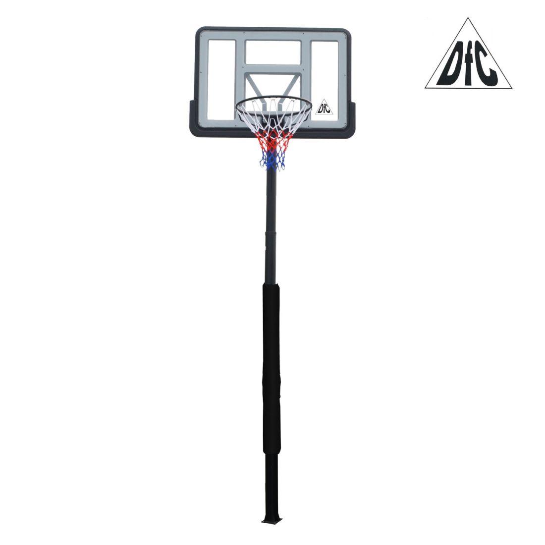 Стационарная баскетбольная стойка - DFC ING44P3