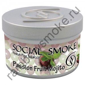 Social Smoke 1 кг - Passion Fruit Mojito (Маракуйя и мохито)