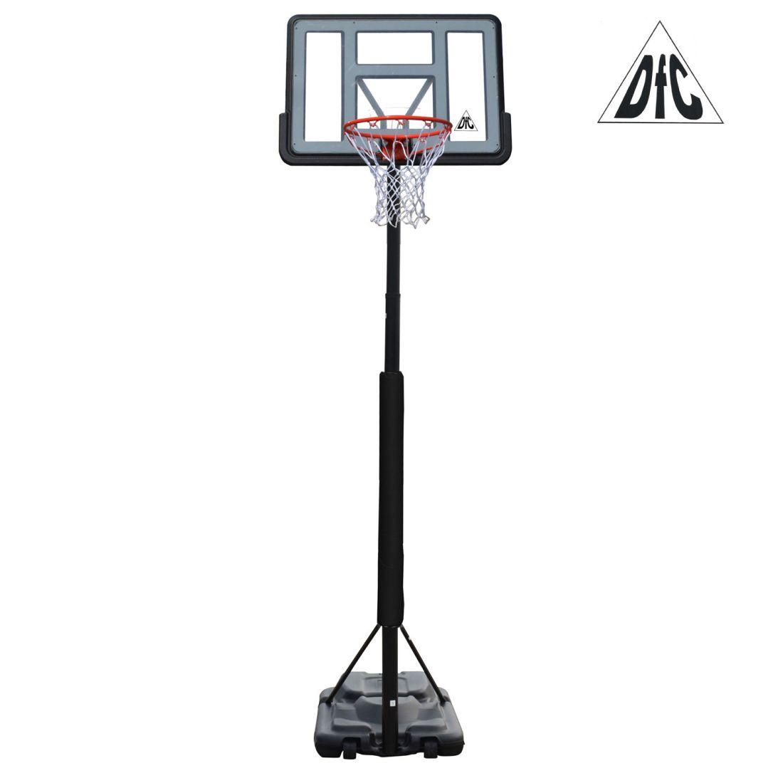 Мобильная баскетбольная стойка - DFC STAND44PVC3