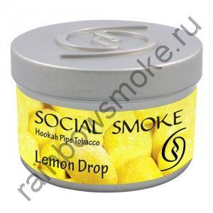 Social Smoke 1 кг - Lemon Drop (Лимонные леденцы)