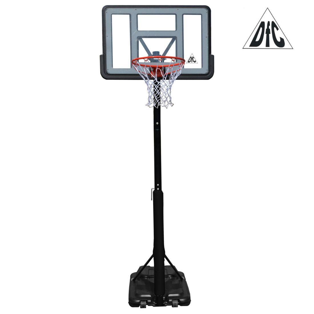 Мобильная баскетбольная стойка - DFC STAND 44PVC1