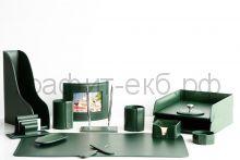 Набор Buvardo кожа зеленый (под заказ)
