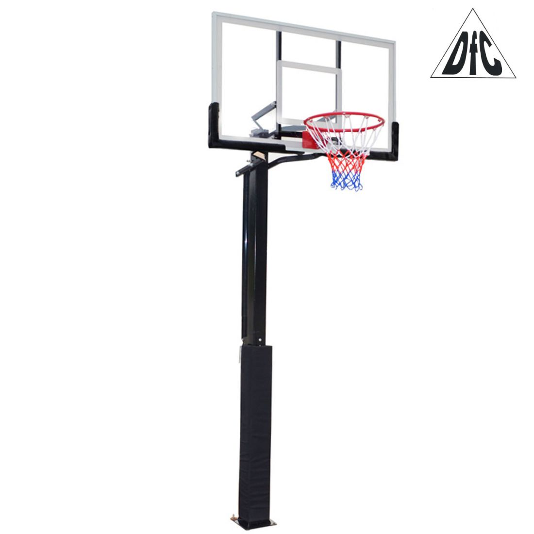 Стационарная баскетбольная стойка - DFC ING50A