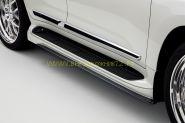 Аэродинамические накладки на пороги ELFORD для Toyota Land Cruiser 200