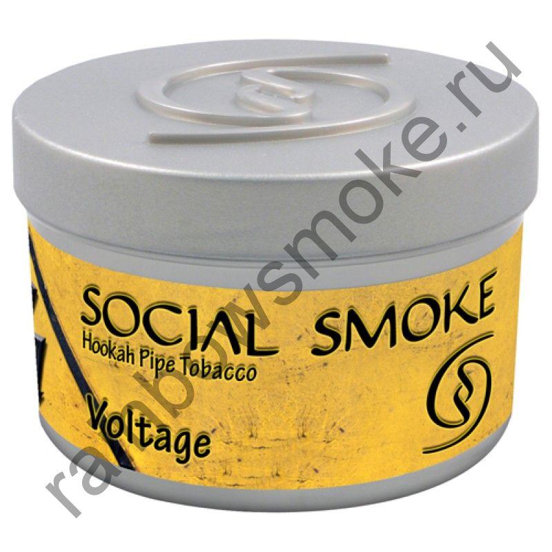 Social Smoke 1 кг - Voltage (Напряжение)