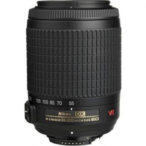 Nikon 55-200mm f/4-5.6G AF-S DX VR IF-ED Zoom-Nikkor
