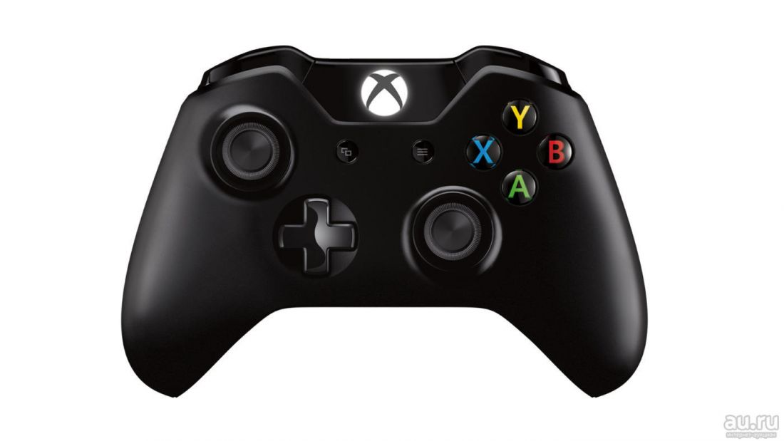 Microsoft Xbox One Wireless Controller + Cable for Windows black