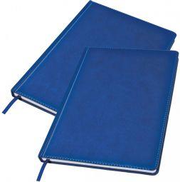 синие ежедневники А4 Bliss