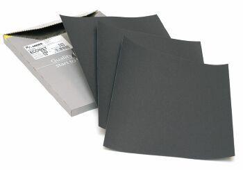 Mirka Водостойкая шлифовальная бумага ECOWET (материал эконом-класса) 230мм. x 280мм. Р1500, (упаковка 50 шт.)