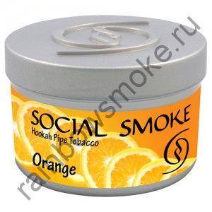 Social Smoke 1 кг - Orange (Апельсин)