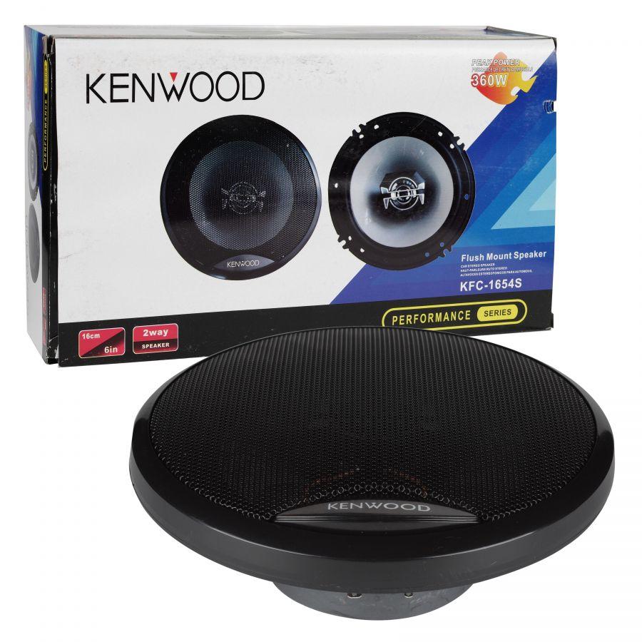 Автоакустика Kenwood KFC-1654S (16)