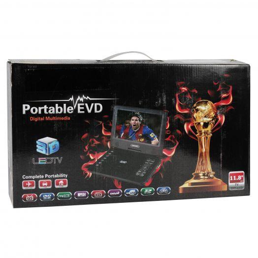"""Портативный DVD EVD 11.8"""" M-911"""