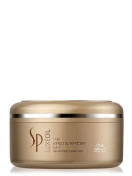 Wella SP LUXE OIL Mask Keratin Restore Маска для восстановления волос