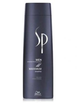 Wella SP MEN Maximum Shampoo Шампунь против выпадения волос