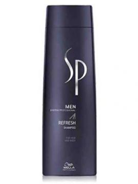Wella SP MEN Refresh Shampoo Освежающий шампунь