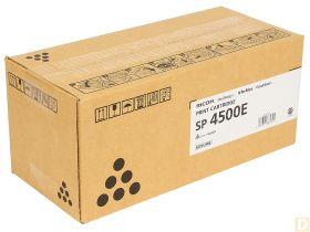 Картридж оригинальный Ricoh SP 4500E. Чёрный. 6000 страниц. 407340