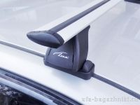 Багажник на крышу Hyundai i30, Lux, крыловидные дуги