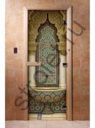Дверь с фотопечатью, арт.А025, 190х70, 8 мм, 3 петли, коробка ольха.