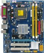 Мат.плата Lga775 (чипсет 945GC,microATX, 2 слота DDR2) GIGABYTE GA-945GCM-S2L