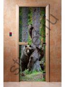 Дверь с фотопечатью, арт.А064, 190х70, 8 мм, 3 петли, коробка ольха.