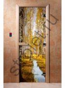 Дверь с фотопечатью, арт.А082, 190х70, 8 мм, 3 петли, коробка ольха.
