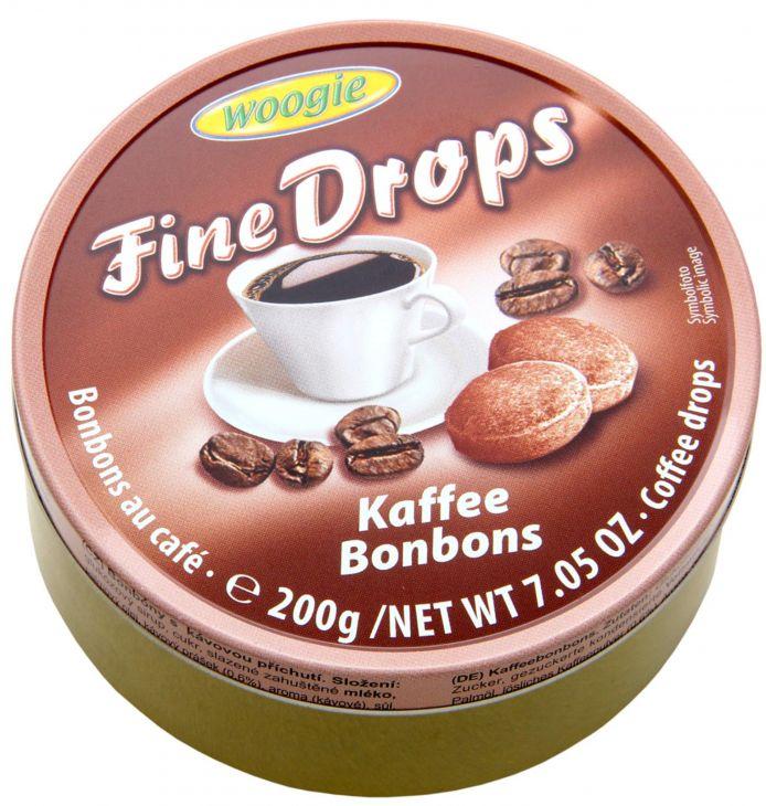 Карамель с кофейным вкусом 200 гр