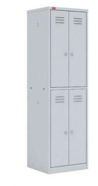 ШРМ 24 Шкаф металлический для одежды