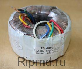Трансформатор для стабилизатора напряжения