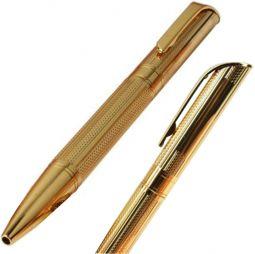 золотистые металлические ручки с полем под гравировку