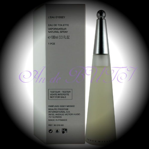 Issey Miyake L'eau d'Issey TESTER 100 мл edt