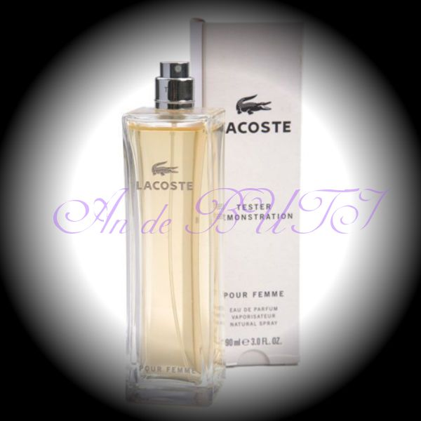 Lacoste Pour Femme TESTER 90 мл edp