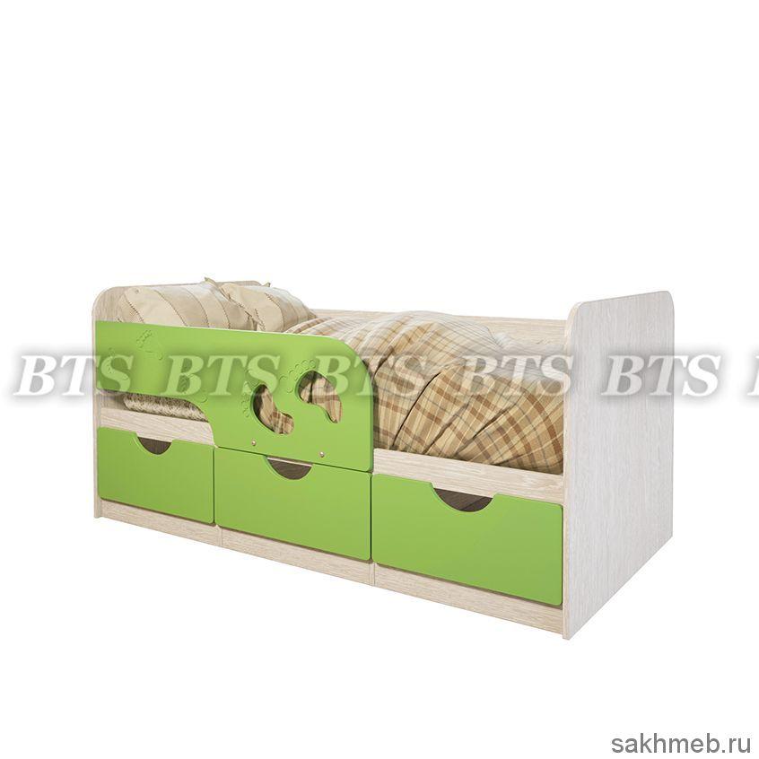 """Кровать детская """"Минима"""" Лего (БТС)"""