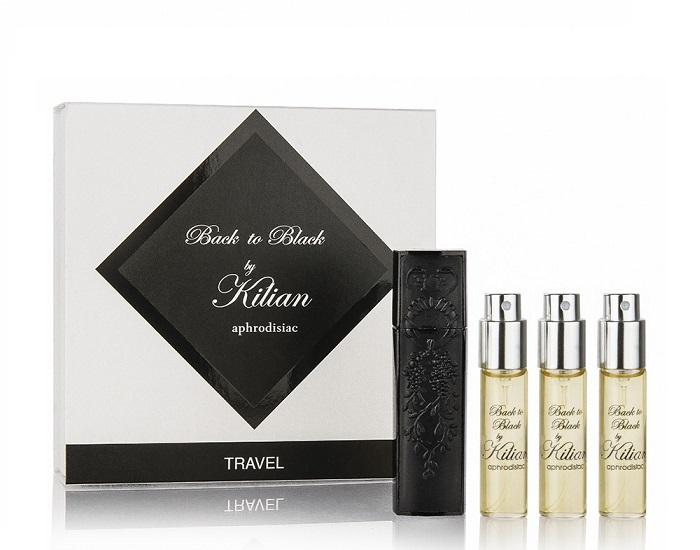 Kilian подарочный набор духов Travel Back To Black, 4 x 7.5 ml