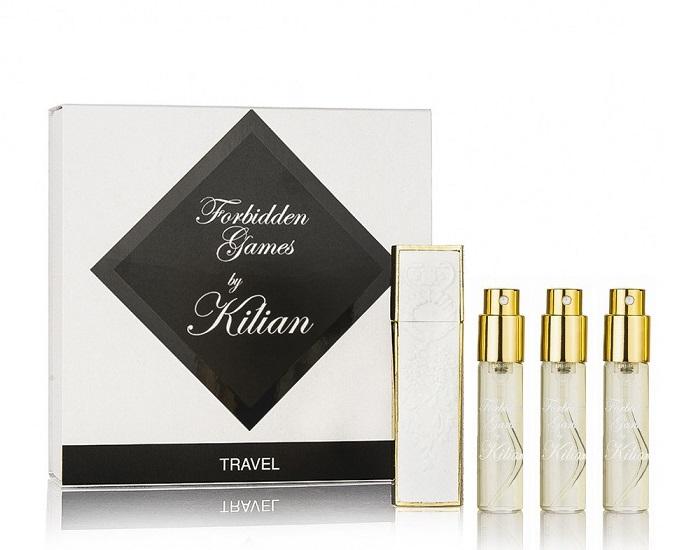 Kilian подарочный набор духов Travel Forbidden Games, 4 x 7.5 ml