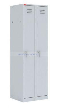 ШРМ 22М; ШРМ 22М-800  Шкаф металлический для одежды