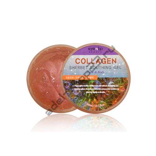 Eyenlp - Гель универсальный c коллагеном Collagen Sherbet Soothing Gel