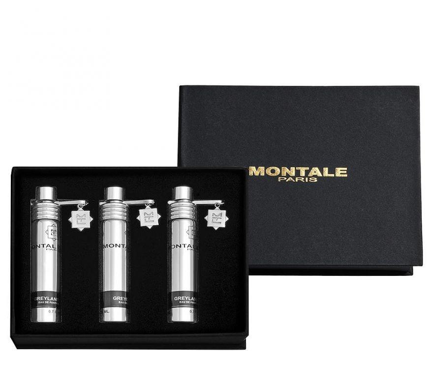 Montale подарочный набор духов Greyland, 3 x 20 ml