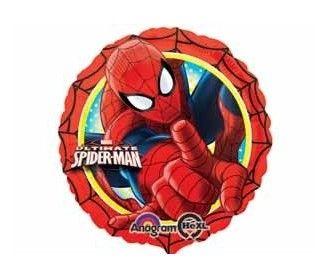 "Человек паук 18"""
