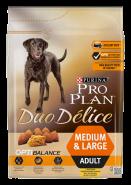 Pro Plan Duo Delice Для взрослых собак с курицей (2,5 кг)