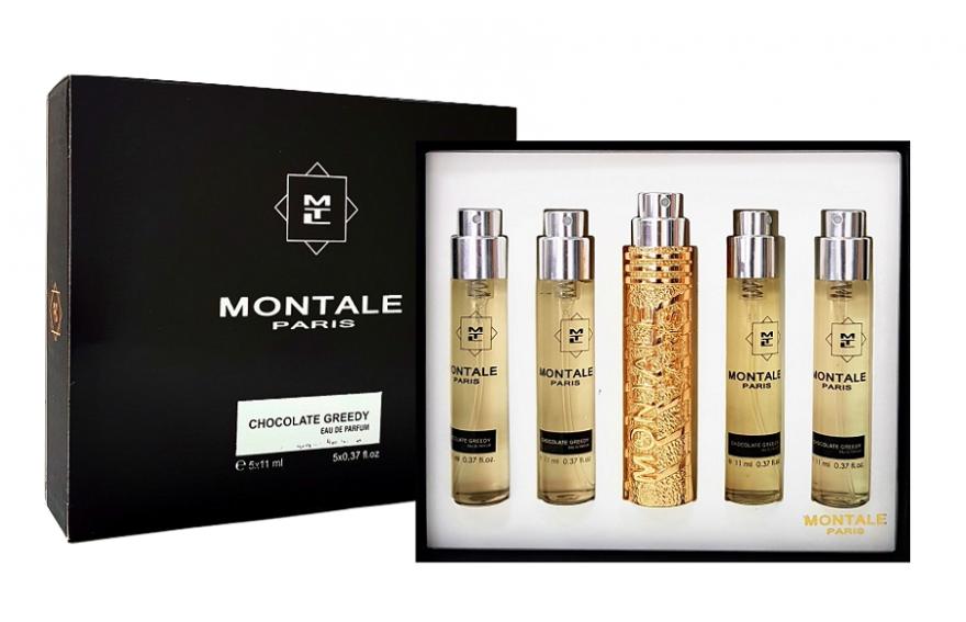 Montale мини-набор духов Chocolate Greedy, 5 х 11ml
