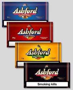 Сигаретный табак Ashford (Эшфорд) - (25 гр) АССОРТИМЕНТ.